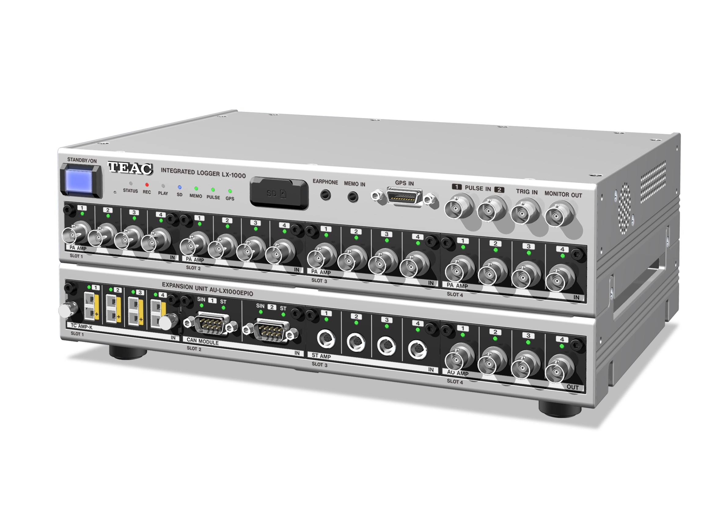 LX-1000-32 Channel measuring system